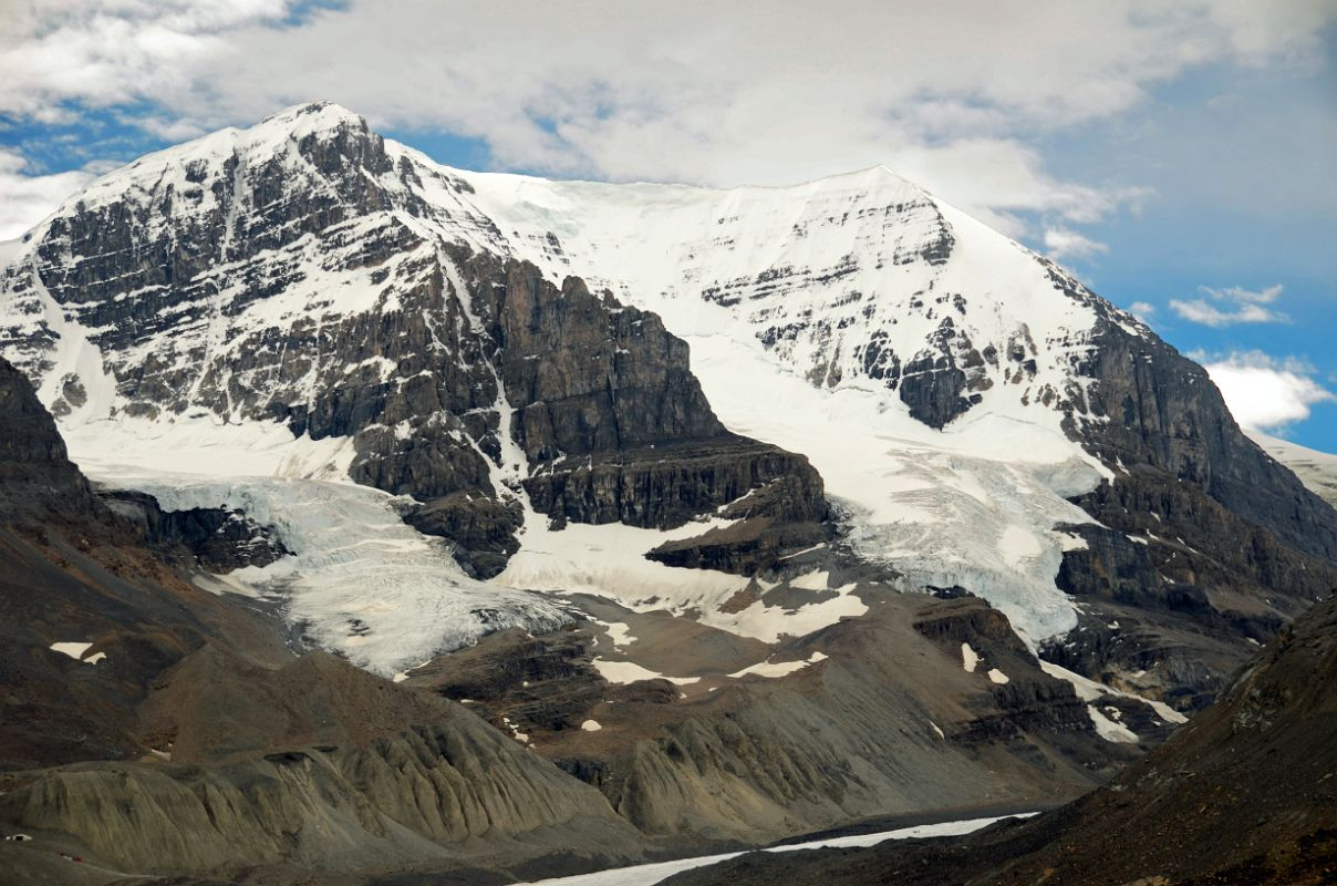 54092c1040d0 03 Mount Andromeda In Summer From Columbia Icefield
