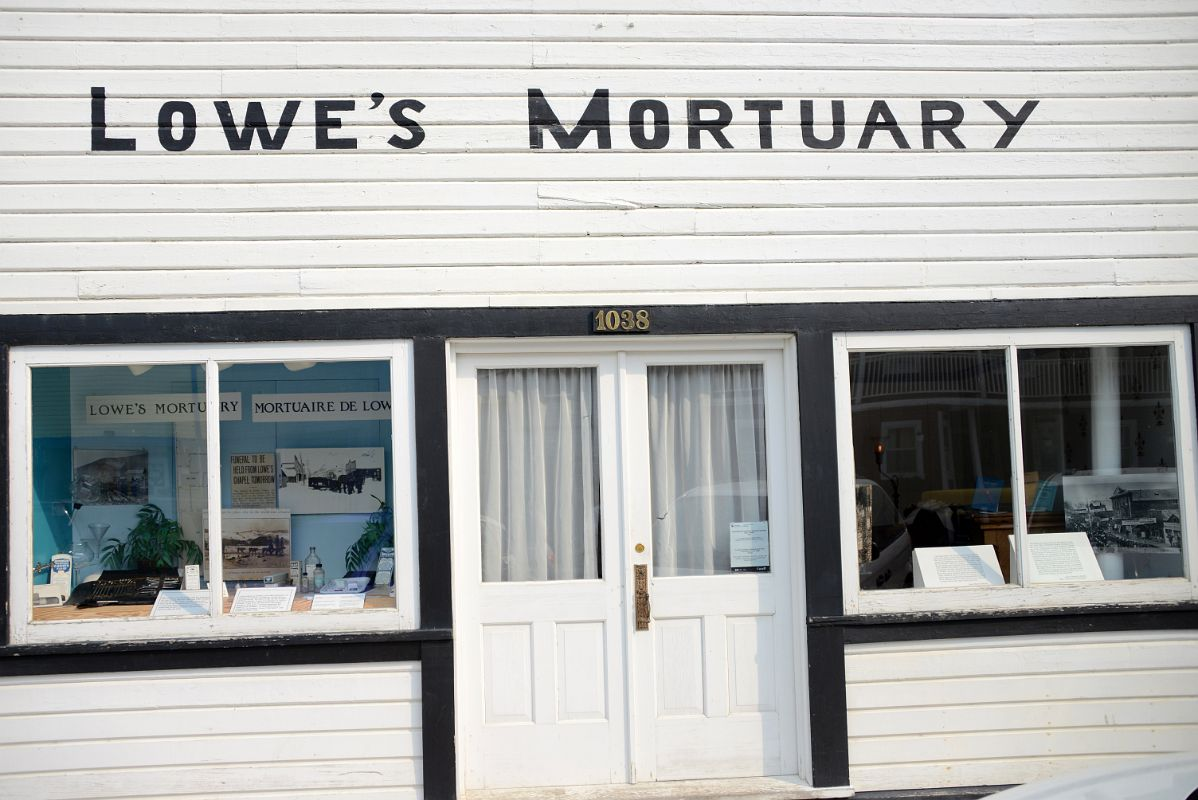 23A Lowes Mortuary From 1898-1901 Is A Long Low Single-storied ...