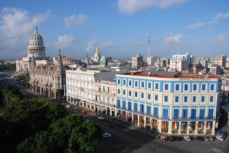 havana nh parque central:
