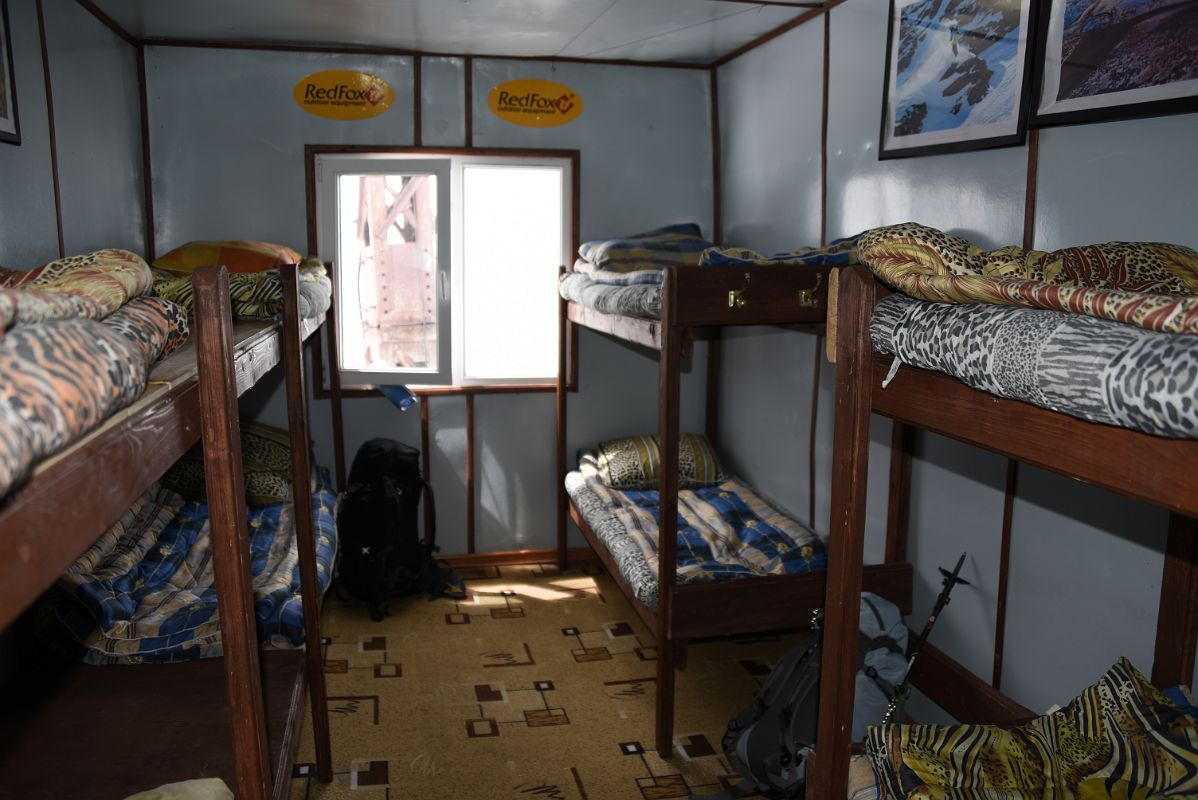 02C Very Comfortable Bunk Beds Inside My Accommodation At