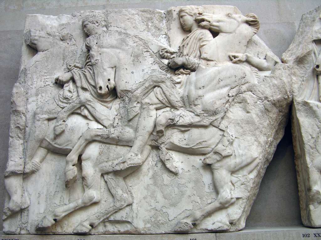 the elgin marbles The age-old controversy surrounding the elgin marbles is likely to re-emerge this year when the olympics taking place in athens.