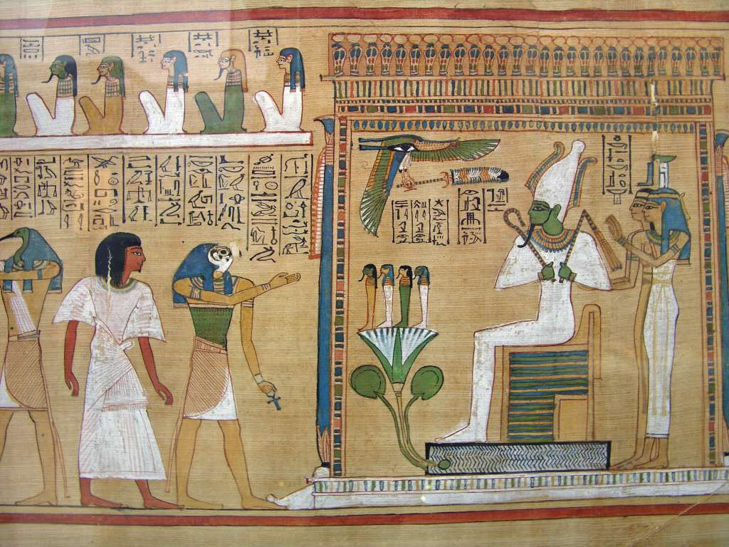 an analysis of the book of the dead and the egyptian afterlife Views of the underworld & afterlife in greece and  the book of the dead egyptian funerary  in addition to an analysis of each text within its particular.