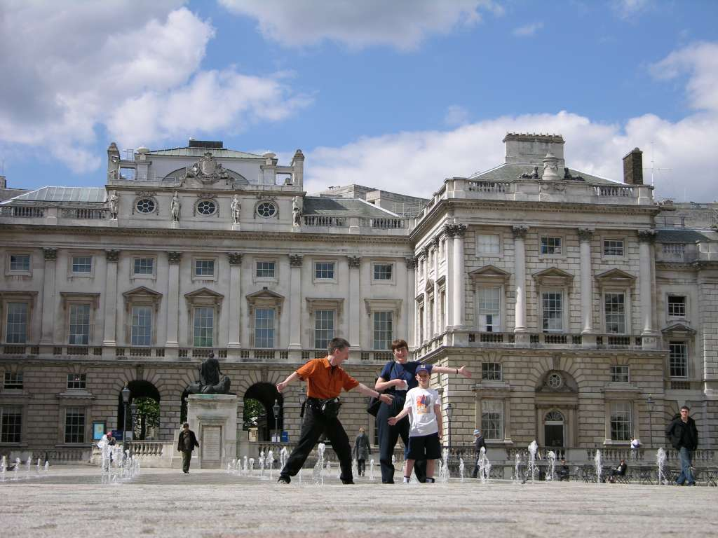 Courtauld institute of art somerset house london
