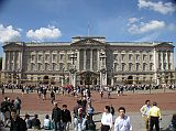 Buckingham Palace is the official London residence of The Queen and is one of the most famous and easily recognizable fa�ades of any building in the world.
