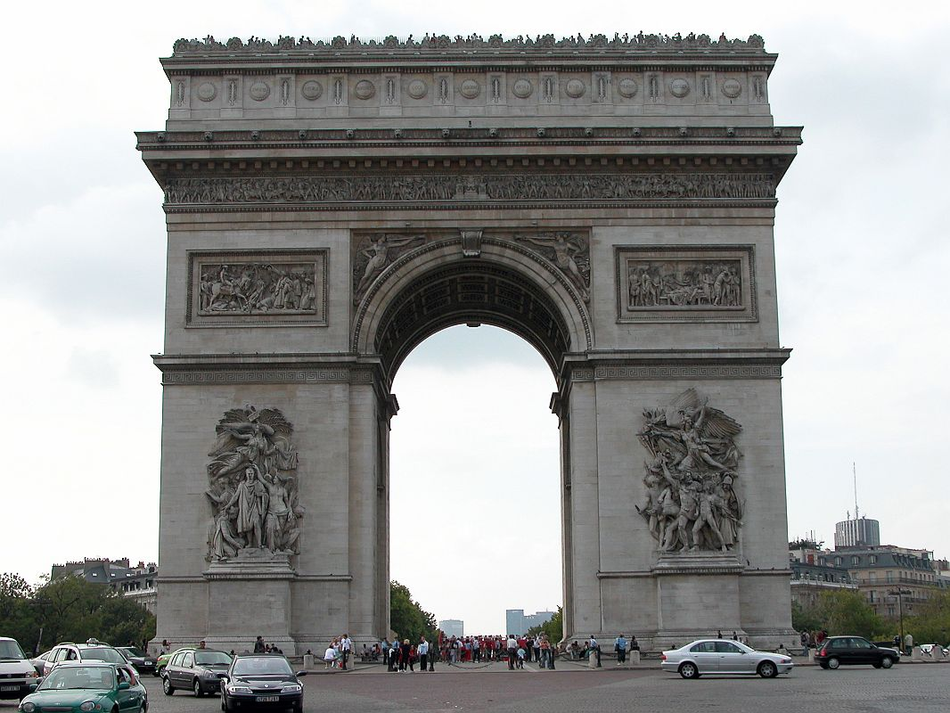 paris 09 arc de triomphe. Black Bedroom Furniture Sets. Home Design Ideas