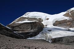 The South face of Mount Kailash once again comes into perfect view as we descend from the Nandi pass towards the Eastern Valley (13:08).