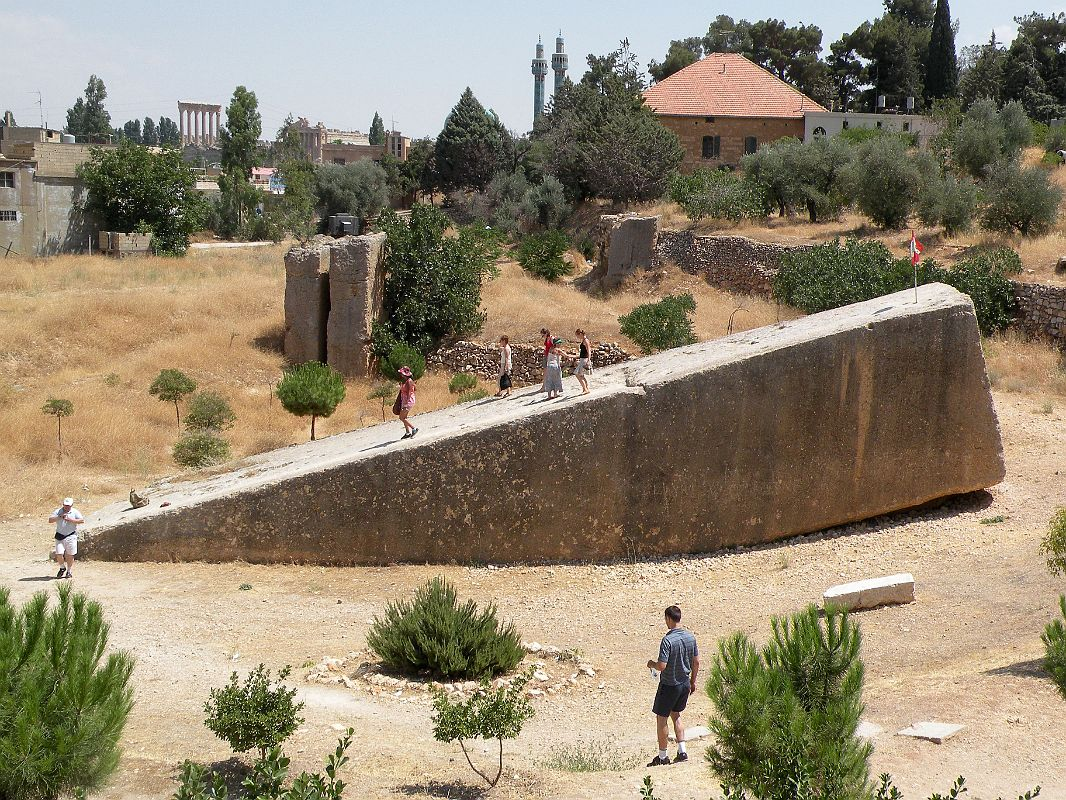 8d0e78add30cc Moving the Stones of Baalbek–The Wonders of Roman Engineering ...