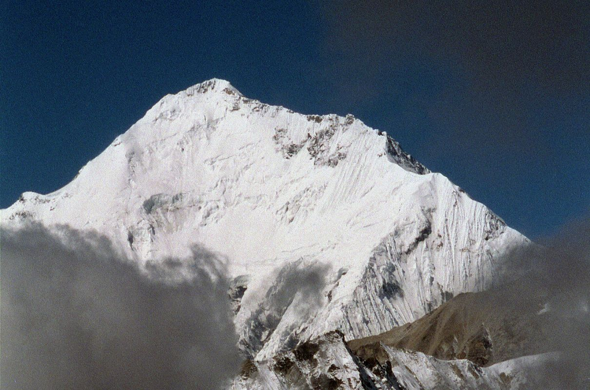 La spedizione britannica alla cresta NE dell'Everest, 1982 15%205%20Everest%20Kangshung%20East%20Face%20Close%20Up%20From%20Langma%20La%20In%20Tibet