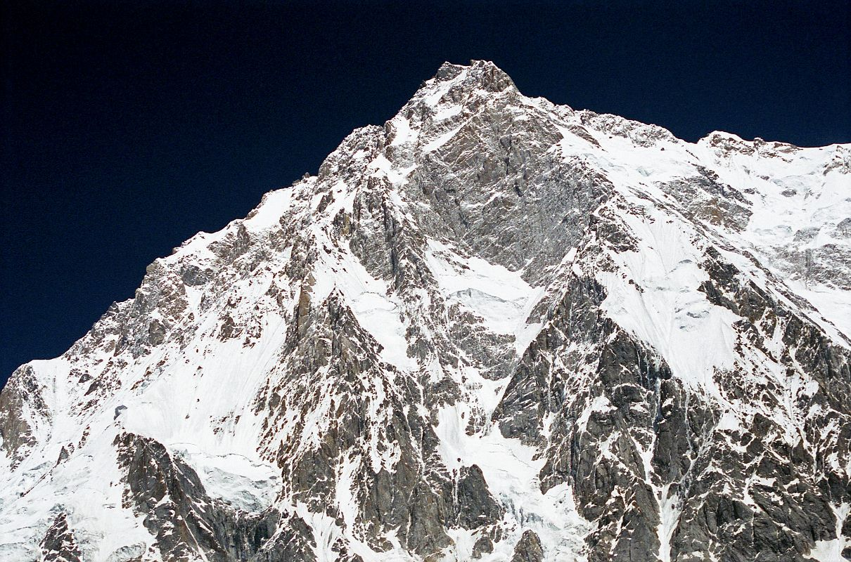 16 Nanga Parbat Rupal Face Close Up From Rupal Face Base Camp Gunther ...