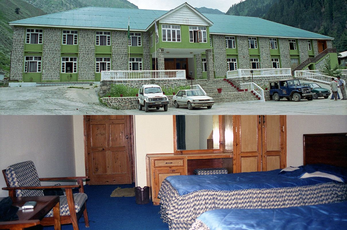 12 Comfortable Hotel In Naran Kaghan Valley We Arrived At 2427m River S
