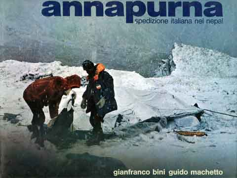 Monsoon Hits Camp in 1973 - Annapurna Italian Expedition In Nepal book cover