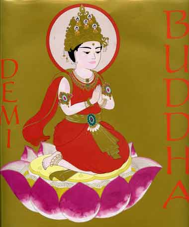 Buddha (Demi) book cover