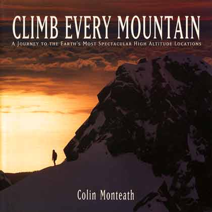 Drummond Peak in New Zealand - Climb Every Mountain book cover