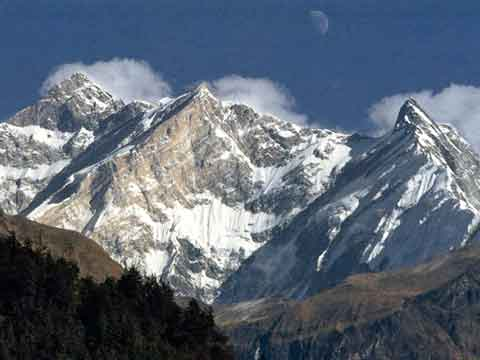 Annapurna Northwest Face Ridge To Fang - Climbing The Worlds 14 Highest Mountains book