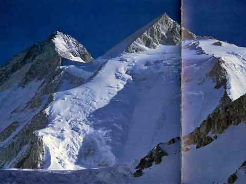 Gasherbrum III and Gasherbrum II - Climbing the World's 14 Highest Mountains: The History Of The 8000-Meter Peaks book