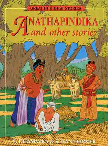 Anathapindika and Other Stories (Dhammika) book cover
