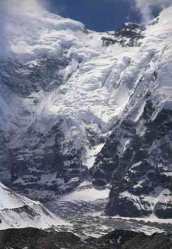 Everest Kangshung Face close up - Everest: Kangshung Face book