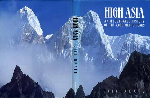 Annapurna III Southeast Buttress - High Asia by Jill Neate book cover