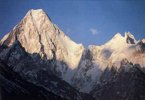 Gasherbrum IV West Face - High Asia by Jill Neate book