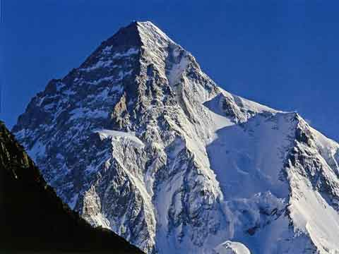 K2 From Concordia - Himalayan Trails (Sentiers de l'Himalaya) book