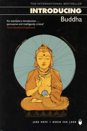 Introducing Buddha book cover