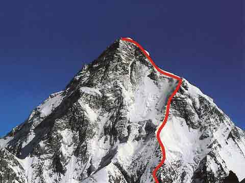 K2 First Ascent South-Southeast Spur Cesen Route 1986 - K2 A Challenge To The Sky book
