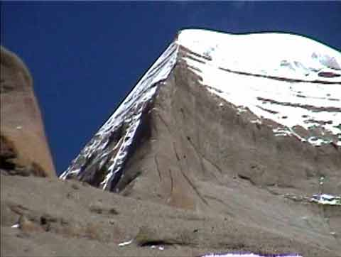 Kailash North and West Faces - Kailash: A Pilgrimage DVD