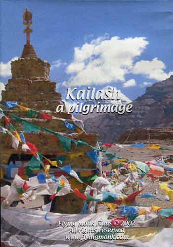 Chorten at Tarboche and Kailash - Kailash: A Pilgrimage DVD cover