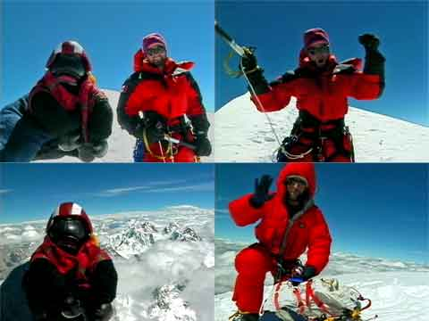 Murph, Andy Evans, And Billy Pierson On K2 Summit July 30, 2000 - Murph Goes to K2 DVD