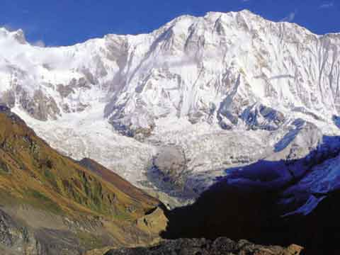 Annapurna South Face - Nepal: Kathmandu Valley, Chitwan, Annapurna, Mustang, Everest (Lonely Planet Pictorial) book