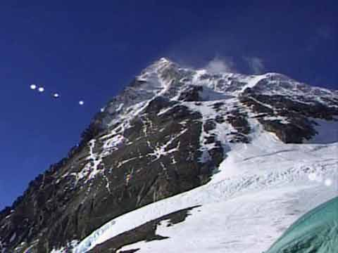 Everest Southeast Ridge From South Col - Everest: The Death Zone (Nova) DVD