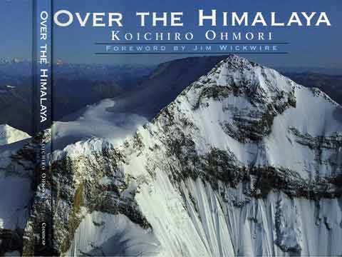 Dhaulagiri South Face - Over the Himalaya book cover