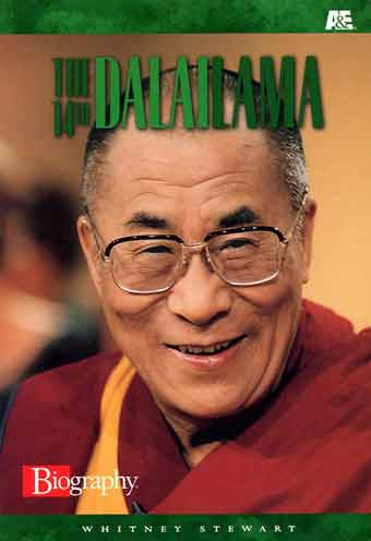 Dalai Lama - The 14th Dalai Lama (A&E Biography) book cover