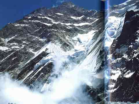 Annapurna Northwest Face - The Big Walls book
