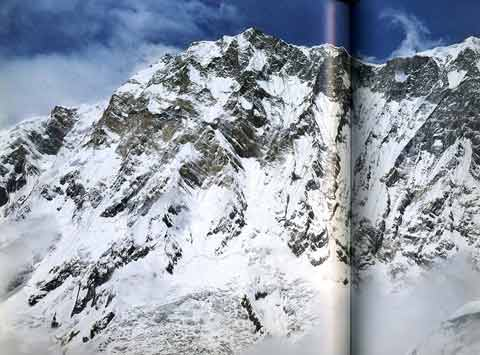 Annapurna South Face - The Big Walls book