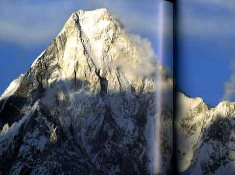 Gasherbrum IV West Face - The Big Walls book