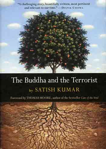 The Buddha and the Terrorist book cover
