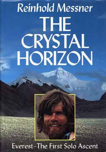 Everest North Face - The Crystal Horizon book cover