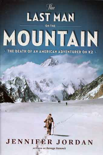 Members Of 1939 American K2 Expedition Walking Towards K2 From Concordia - The Last Man On The Mountain book cover