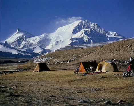 Shishapangma From North - The Mount Kailash Trek book
