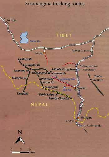 Shishapangma Trekking Routes - The Mount Kailash Trek book