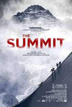 The Summit DVD Cover