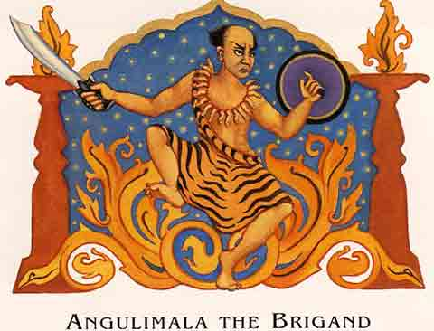 Angulimila - The Wisdom of the Crows and Other Buddhist Tales book