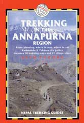 Jharkot - Trekking in the Annapurna Region book cover