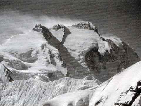 Annapurna East, Central and Main Summit From North - True Summit: What Really Happened On The Legendary Ascent Of Annapurna book