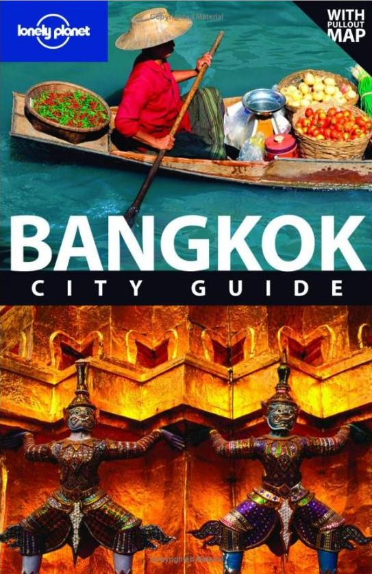 Book Cover Graphism Guide : Bangkok travel guidebooks books external links