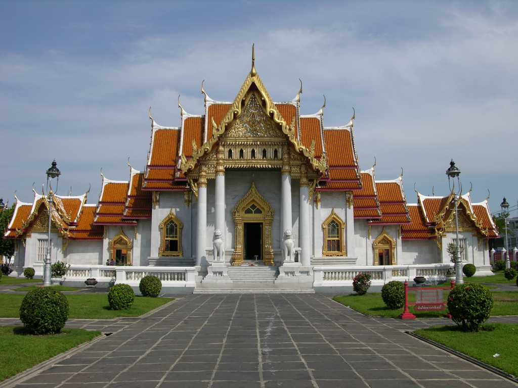 Bangkok photo gallery for Wat architecture