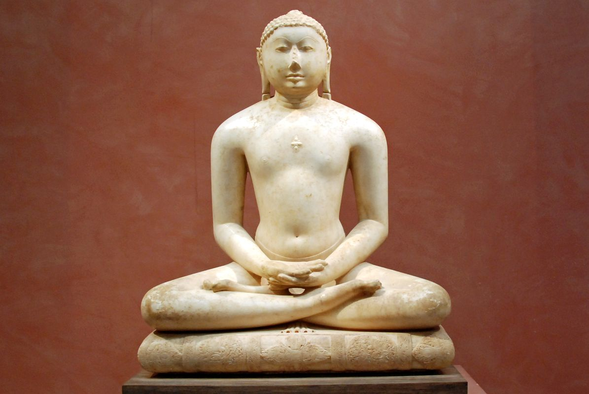 jain man fasts to death essay The metaphysical and religious aspects of jainism essay sample the soul of a man at death is supposed to pass into to the jain, man's actions have ethical.