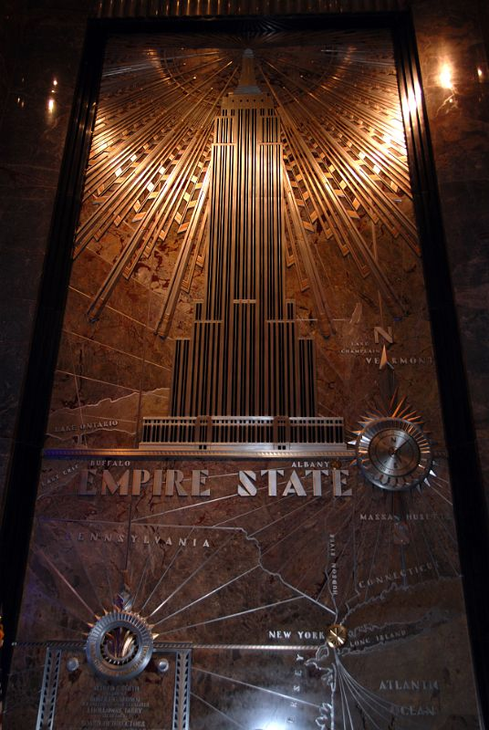 Empire State Building Inside Video