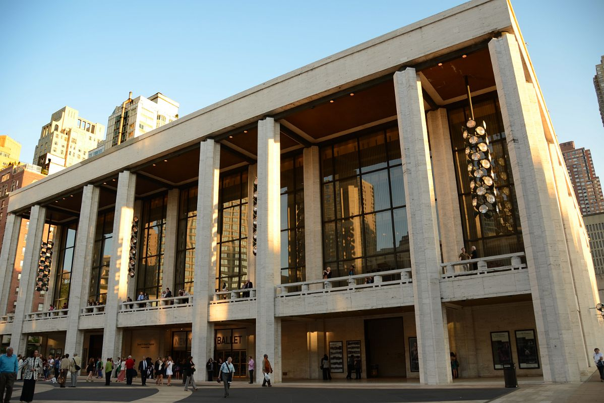 Lincoln Center for the Performing Arts is THE beating heart of the NYC Arts & Culture scene, and as core to NYC as any famous landmark. Lincoln Center is home to the New York Philharmonic, Metropolitan Opera, NYC Ballet, Julliard School and so much more.